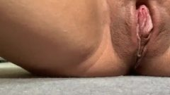 Up Close Of My Pussy Pumping Orgasm