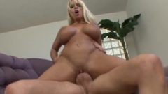 LeWood MILF Massive Breasts And Massive Clit Destroyed Raw