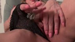 Milf Raquel's Enormous Clit Needs Attention