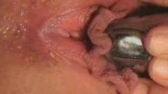 Flirtatious Pussy Close-up