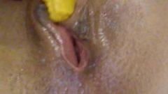 Close Up Pulsating Climax