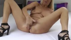 German Cougar Spurting And Jerk Off Instruction